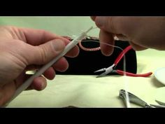 How To Knit Viking Knitting Bracelets - 1