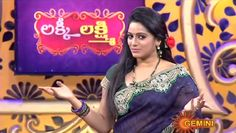 Watch Lucky Lakshmi Telugu Serial Online in USA @ http://www.yupptv.com/gemini_tv_live.html