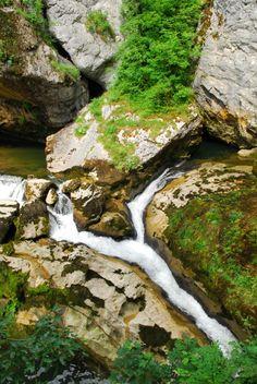 Pertes de l'Ain, Bourg-de-Sirod   Jura, France   #JuraTourisme