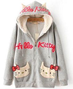 Women's Hello Kitty Hoodie