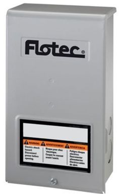 Advertisements 71132: Control Box 1.5 Hp Pump 3-Wire By Flotec BUY IT NOW ONLY: $94.82