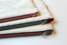 6 Tips for Making Zipper Pouches Easier and Neater (A Quilter's Table)