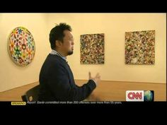 CNN Interview with Takashi Murakami - Part 2 of 2 - YouTube