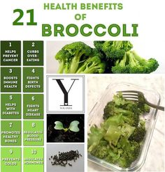 21 Best Benefits Of Broccoli: Broccoli can protect the blood vessels from damages and regulate blood pressure that can prevent heart attack and stroke. www.swisshealthmed.de