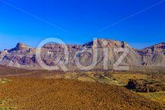 Qdiz Stock Photos Mountains on Tenerife Island in Spain,  #blue #Canary #day #green #island #landmark #landscape #mountain #nature #park #road #rock #sky #Spain #spring #summer #Tenerife #Travel #view
