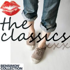 Everyday with your favorite shoes! Bensimon Greece