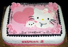 Emozioni in torte- Le torte di Angelica: Charmmy Kitty