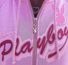Shared by dawnpeach. Find images and videos about pink, aesthetic and Playboy on We Heart It - the app to get lost in what you love. Moda Aesthetic, Bad Girl Aesthetic, Aesthetic Clothes, Aesthetic Grunge, 2000s Fashion, Fashion Outfits, Fashion Today, Pink Fashion, 00s Mode