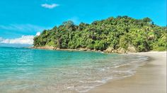 Tag someone you would be here with Beaches of Manuel Antonio National Park Costa Rica  Located in the mid-Pacific coast of #CostaRica just south of the city of Quepos Manuel Antonio National Park features four primary beaches with white sand clear-blue water and stunning views. The park itself is home to 109 species of mammals and 184 species of birds including white-faced and howler monkeys two- and three-toed sloths and iguanas. (Flickr/Katie Bordner)  #travel #nature #islands #instatravel…