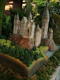 Ace of Cake's Hogwarts