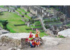 Machu Picchu em imagens