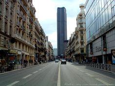 Rue de Rennes - fantastic place to shop in Paris