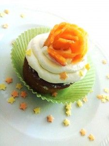 Carrot cupcake  http://blog.ecquobottega.it/2014/07/carrot-cupcake/