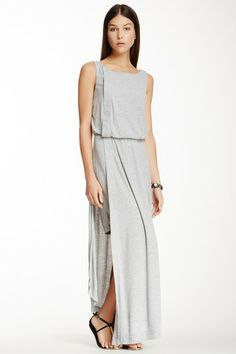 Corinne Rib Knit Maxi Dress by Elizabeth and James on @HauteLook   $109