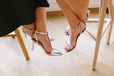 "What's one of your office style don'ts? Jessica: ""Socks with sandals. Too runway-inspired for real life."" What is your philosophy when it comes to accessorizing for the office?  Natalie: ""I love big, bold jewelry so I'll either do a standout earring or a statement necklace but usually not both — less is more in this case. In terms of bags, my oversized Phillip Lim is my go-to, as it fits all my everyday essentials, and is stylish enough to carry me through the day and into the evening."" How…"