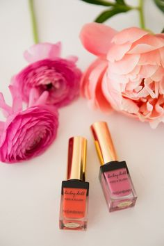 """YSL Beauty  These are """"beauty-full"""""""