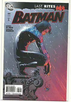 BATMAN #684 Cool 1/10 Last Days Of Gotham VARIANT by Tony Daniel! ~NM~  http://r.ebay.com/x0HgPv