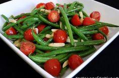 Green Bean Salad with Maple Dijon Vinaigrette — Punchfork