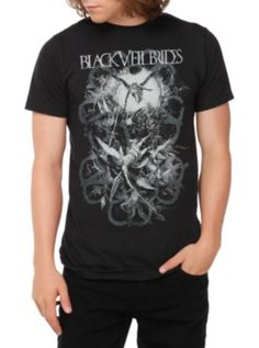 Black Veil Brides Angels T-Shirt
