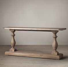 17th C. Monastery Console Table | Console Tables | Restoration Hardware