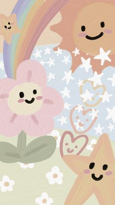 Pastell Wallpaper, Her Wallpaper, Cute Pastel Wallpaper, Cute Patterns Wallpaper, Iphone Background Wallpaper, Aesthetic Pastel Wallpaper, Kawaii Wallpaper, Tumblr Wallpaper, Galaxy Wallpaper