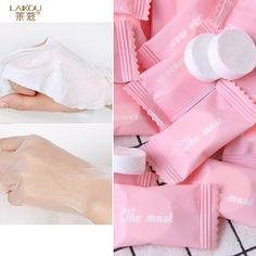 Discreet 1pc Facial Mask Brush Face Treatment Makeup Tool Mud Mask Applicator Brush With Clear Plastic Handle Skin Care Crease-Resistance Beauty & Health