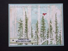 GV Achievers Blog Hop - Remember to Give Thanks (Stamped Embossing Folders and a video)