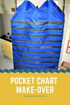 Pocket chart stands are almost a necessity in an elementary classroom.  They can be used for so many different activities in daily lessons and offer a permanent home for those items, like anchor charts, you know you'll want to review again with students. Classroom Design, Art Classroom, Classroom Activities, Classroom Organization, Classroom Ideas, Crafts For Teens To Make, Crafts To Sell, Easy Crafts, Diy And Crafts
