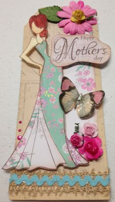 Happy Mother's Day gift tag using one of by HeavenlyMoments, $5.00