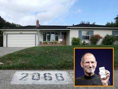 Casa de Steve Jobs recibe designación histórica: http://washingtonhispanic.com/nota16407.html