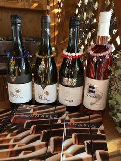 A Holnap Ott a Bor bor ihlette karkötői nagy sikert arattak!