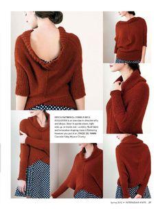 ISSUU - Interweave knits 2012 spring by baja