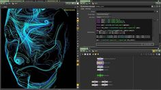 Particle Trails in Houdini, Particle Trails in Houdini by Danil Krivoruchko…
