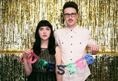 Portland Indie Pop Duo DRESSES Premiere New Song On Purevolume; On Tour Now with Sir Sly