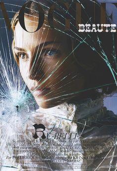 Valentina Zelyaev by John Akehurst for Vogue Paris