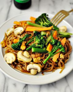 Pad See Ew on Pinterest | Thai Dessert, Laos Food and Laos Recipes