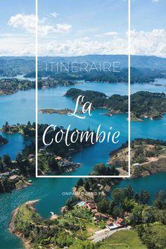 Spectaculaire Traite en Colombie: Vie urbaine convaincu Medellín et Bogotá, examen . Travel Advice, Travel Guides, South America Destinations, Going On A Trip, Around The Worlds, River, City, Outdoor, Exploration