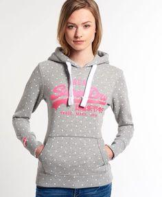 Superdry Spotty hoodie