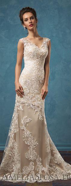 Amelia Sposa 2017 Wedding Dresses Collection