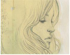 Beautiful line drawing!