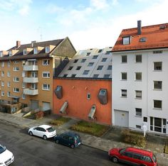 Victor Enrich's architectural photoshop images