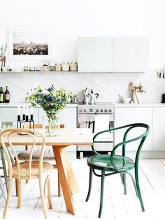 dream house: dining nook. (via Bloglovin.com )