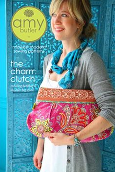 The Charm Clutch Pattern