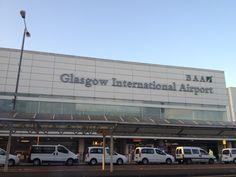 Glasgow International Airport (GLA) in Paisley, Renfrewshire