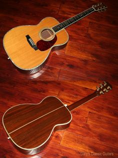 1975 Martin 000-45 Vintage Acoustic Guitar Gary's Classic Guitars - I do love a glitzy D45 ~ wonderful woods and beautifully finished.