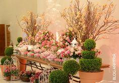 festa de jardim para meninas | Anfitriã como receber em casa, receber, decoração, festas, decoração de sala, mesas decoradas, enxoval, nosso filhos
