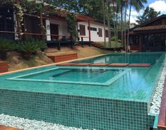 Aplicações e ambientes – Página: 2 – Cerâmica Atlas Pool Designs, Rooftop, Swimming Pools, Outdoor Decor, Mini, Home Decor, Beach Cottages, Environment, Projects