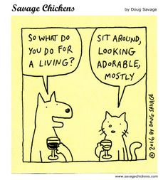 It's A Living by Doug Savage