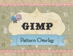 Clipping Masks and Pattern Overlays in Gimp   Tutorial - StarSunflower Studio