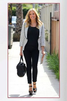 Kristin Cavallari out and about in L.A. (April 26, 2012)